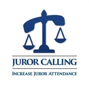 Juror Calling Logo