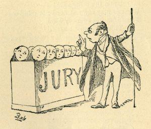 Trial by Jury Usher
